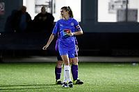 Francesca Davies. Stockport County LFC 2-0 Liverpool Feds WFC. Women's National League. Stockport Sports Village. 30.9.20