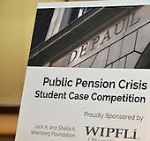 Public Pension Crisis Case Competition