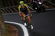 Johan Esteban Chaves (COL - Mitchelton - Scott) during the 101th Tour of Italy, Giro d'Italia 2018, stage 6, Caltanissetta - Etna 163 km on May 10, 2018 in Italy - Photo Luca Bettini / BettiniPhoto / ProSportsImages / DPPI
