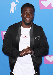 August 21, 2018 - New York City, New York, USA - 8/20/18.Kevin Hart at the 2018 MTV Video Music Awards at Radio City Music Hall in New York City. (Credit Image: © Starmax/Newscom via ZUMA Press)