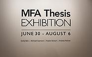 MFA Thesis Installation