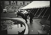 Christchurch Ball, Oxford, 1986, Oxford: The Last Hurrah. Negative scans.