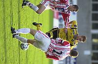 foto: Geir Egil Skog/Digitalsport.<br /> LSK - Tromsø IL   3 -1.<br /> Clayton Zane scoret LSKs tredje mål.