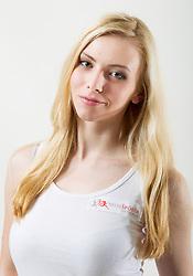 Spela Malej na izboru za Miss Sporta Slovenije 2014, on January 14, 2014 in Ljubljana, Slovenia. Photo by Vid Ponikvar / Sportida