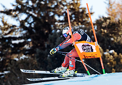 29.12.2017, Stelvio, Bormio, ITA, FIS Weltcup, Ski Alpin, alpine Kombination, Abfahrt, Herren, im Bild Kjetil Jansrud (NOR) // Kjetil Jansrud of Norway in action during the downhill competition for the men's Alpine combination of FIS Ski Alpine World Cup at the Stelvio course, Bormio, Italy on 2017/12/29. EXPA Pictures © 2017, PhotoCredit: EXPA/ Johann Groder