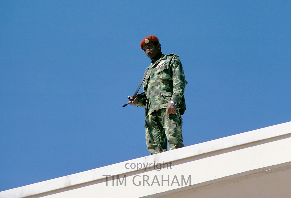 Armed Guard in Qatar, The Gulf States