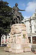 William Wallace statue, Aberdeen, Scotland