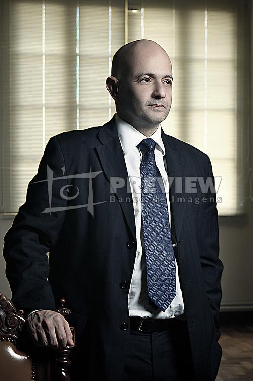 O economista e ex-secretário da Fazendo do Estado do RS, e atual CEO do S.C. Internacional Aod Cunha de Moraes Júnior. FOTO: Jefferson Bernardes/ Preview.com
