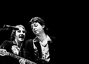 Wings in Concert 1979 Paul and Linda McCartney