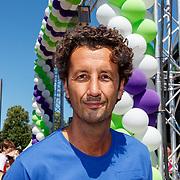 NLD/Amsterdam/20180701 - Evers staat op Run 2018, Jan Joost van Gangelen