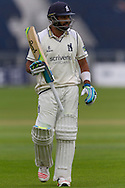Jeetan Patel (Warwickshire County Cricket Club) during the LV County Championship Div 1 match between Durham County Cricket Club and Warwickshire County Cricket Club at the Emirates Durham ICG Ground, Chester-le-Street, United Kingdom on 14 July 2015. Photo by George Ledger.