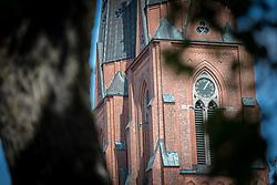 1 september 2018, Uppsala, Sverige: Uppsala domkyrka.