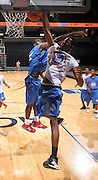 shoots the ball during the NBA Top 100 Camp held Friday June 22, 2007 at the John Paul Jones arena in Charlottesville, Va. (Photo/Andrew Shurtleff)