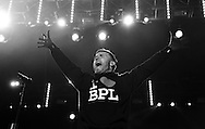 Gary Barlow   at the Illumination switch on Blackpool pic Dave Nelson