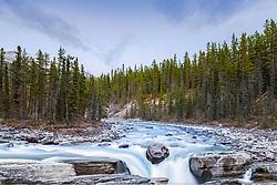 Sunwapta Falls, Jasper National Park