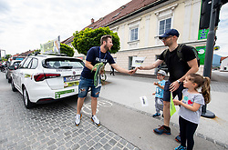 Frutabela during 2nd Stage of 27th Tour of Slovenia 2021 cycling race between Zalec and Celje (147 km), on June 10, 2021 in Slovenia. Photo by Vid Ponikvar / Sportida