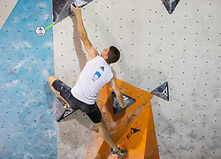Luka Potocar during training competition of Slovenian National Climbing team before new season, on June 30, 2020 in Koper / Capodistria, Slovenia. Photo by Vid Ponikvar / Sportida