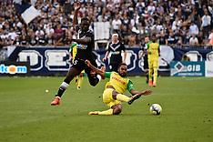 Bordeaux vs Nantes - 15 Oct 2017