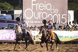 Final Freio de Ouro 38ª Expointer, que ocorrerá entre 29 de agosto e 06 de setembro de 2015 no Parque de Exposições Assis Brasil, em Esteio. FOTO: Pedro H. Tesch/ Agência Preview