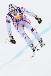 20.01.2011, Hahnenkamm, Kitzbuehel, AUT, FIS World Cup Ski Alpin, Men, Training, im Bild // Romed Baumann (AUT) // during the men´s downhill training run at the FIS Alpine skiing World cup in Kitzbuehel, EXPA Pictures © 2011, PhotoCredit: EXPA/ S. Zangrando