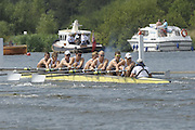 Henley, Great Britain. Heat of the Temple Challenge Cup. Bucks Melbourne University vs Goldie BC. at 2009 Henley Royal Regatta.  Wednesday 01/07/2009 [Mandatory Credit. Peter Spurrier/Intersport Images] . HRR.