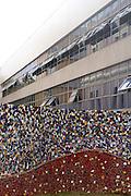 Belo Horizonte_MG, Brasil. ..Biblioteca Publica Estadual Luiz de Bessa, localizada na Praca da Liberdade...The State Public Library Luiz de Bessa, located in the Praca da Liberdade...Foto: LEO DRUMOND / NITRO