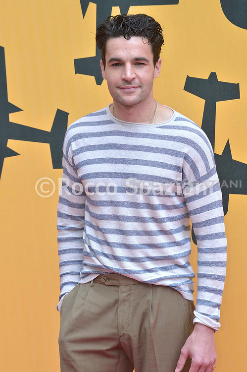 ROME, ITALY - MAY 13: Christopher Abbott attends 'Catch-22' Photocall, a Sky production, at The Space Moderno Cinema on May 13, 2019 in Rome, Italy.