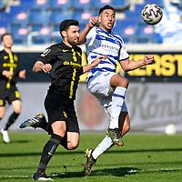 20210306 3.FBL  MSV Duisburg vs TSV 1860 München