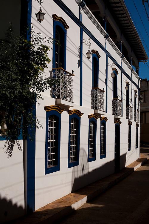 Prados_MG, Brasil..Casarao historico em Prados,  Minas Gerais...A colonial house in Prados, Minas Gerais...Foto: LEO DRUMOND / NITRO
