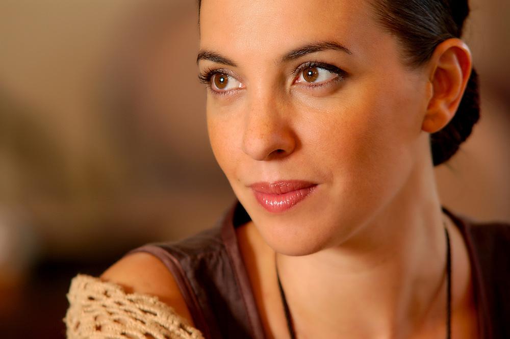 Portuguese singer Teresa Salgueiro for Vimagazino  - Greece