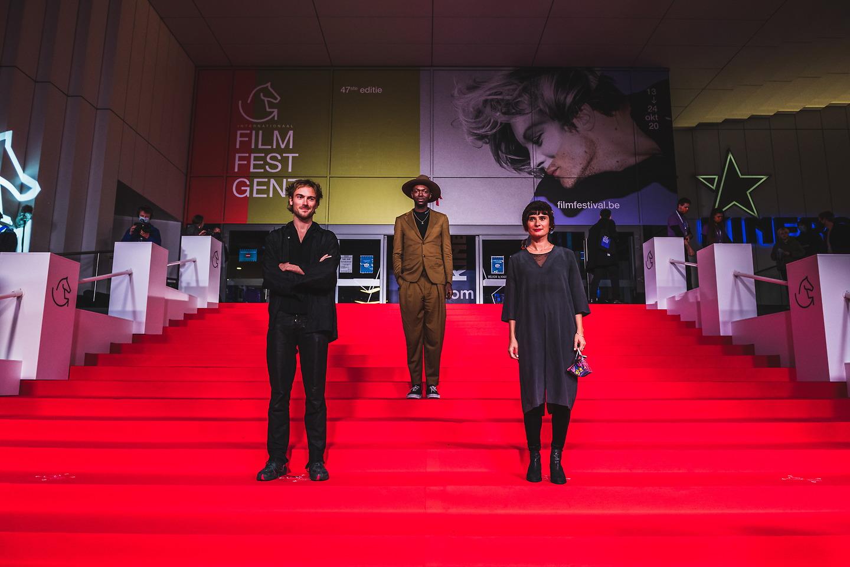 Film Fest Gent - Rode loper kortfilmjury