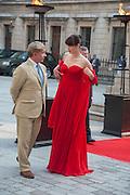 JASPER CONRAN; JASMINE GUINNESS, Celebration of the Arts. Royal Academy. Piccadilly. London. 23 May 2012.
