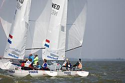 08_002683 © Sander van der Borch. Medemblik - The Netherlands,  May 24th 2008 . Day 4 of the Delta Lloyd Regatta 2008.