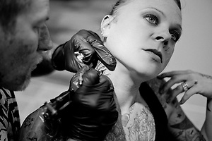 Janel, Tattoo + You, A Photo Story of Body Ink