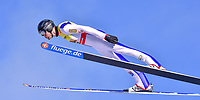 Kombinert<br /> VM 2015 / FIS World Championships<br /> Falun Sverige<br /> 22.02.2015<br /> Foto: Gepa/Digitalsport<br /> NORWAY ONLY<br /> <br /> FIS Nordic World Ski Championships, team competition, HS100/ 4x5km. Image shows Magnus H. Moan (NOR).