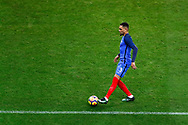Layvin Kurzawa (FRA) during the 2017 Friendly Game football match between France and Wales on November 10, 2017 at Stade de France in Saint-Denis, France - Photo Stephane Allaman / ProSportsImages / DPPI