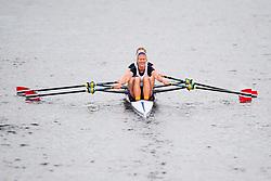 August 5, 2018 - Glasgow, UNITED KINGDOM - 180805 Siri Eva Kristiansen of Norway after the final B of women's lightweight double sculls rowing during the European Championships on August 5, 2018 in Glasgow..Photo: Jon Olav Nesvold / BILDBYRÃ…N / kod JE / 160285 (Credit Image: © Jon Olav Nesvold/Bildbyran via ZUMA Press)