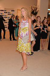 KATE FREUD at the Masterpiece Marie Curie Party supported by Jeager-LeCoultre held at the South Grounds of The Royal Hospital Chelsea, London on 30th June 2014.