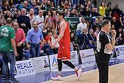DESCRIZIONE : Beko Legabasket Serie A 2015- 2016 Playoff Quarti di Finale Gara3 Dinamo Banco di Sardegna Sassari - Grissin Bon Reggio Emilia<br /> GIOCATORE : Achille Polonara<br /> CATEGORIA : Fair Play Rissa Espulsione<br /> SQUADRA : Grissin Bon Reggio Emilia<br /> EVENTO : Beko Legabasket Serie A 2015-2016 Playoff<br /> GARA : Quarti di Finale Gara3 Dinamo Banco di Sardegna Sassari - Grissin Bon Reggio Emilia<br /> DATA : 11/05/2016<br /> SPORT : Pallacanestro <br /> AUTORE : Agenzia Ciamillo-Castoria/L.Canu