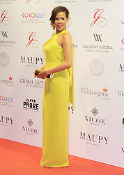 The Global Gift Gala Red Carpet, Wednesday 17th May 2017<br /> <br /> Jean Johansson arrives on the red carpet<br /> <br /> The Global Gift Gala is a unique international initiative from the Global Gift Foundation, a charity founded by Maria Bravo that is dedicated to philanthropic events worldwide; to help raise funds and make a difference towards children and women across the globe.<br /> <br /> Charities benefiting from the 2017 Edinburgh Global Gift Gala include the  Eva Longoria Foundation, which aims to improve education and provide entrepreneurial opportunities for young women;  Place2Be which provides emotional and therapeutic services in primary and secondary schools, building children's resilience through talking, creative work and play; and the Global Gift Foundation with the opening of their first 'CASA GLOBAL GIFT', providing medical treatments and therapy for children affected by rare disease.<br /> <br /> (c) Aimee Todd | Edinburgh Elite media
