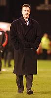 Fotball<br /> England 2004/2005<br /> Foto: SBI/Digitalsport<br /> NORWAY ONLY<br /> <br /> Fulham v Aston Villa<br /> 2/2/2005.<br /> Barclays Premiership.<br /> Villa's manager David O'Leary