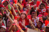 Red Shirts Group on Aksa Road