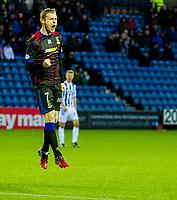 10/01/15 SCOTTISH PREMIERSHIP <br /> KILMARNOCK V ICT <br /> RUGBY PARK<br /> Inverness Billy McKay celebrates after scoring his goal