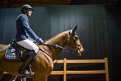 Von Eckermann Henrik, SWE, Mary Lou 194<br /> Indoor Brabant 2018<br /> © Sharon Vandeput<br /> 11/03/18