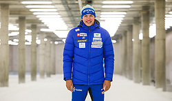 Janez Lampic during the training before start of olympic season 2021/2022, on 09.06.2021 in Nordic ski center Planica, Slovenia. Photo by Urban Meglič / Sportida