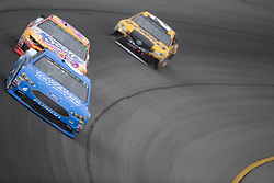 June 10, 2018 - Brooklyn, Michigan, United States of America - Matt Kenseth (6) races off turn one during the FireKeepers Casino 400 at Michigan International Speedway in Brooklyn, Michigan. (Credit Image: © Stephen A. Arce/ASP via ZUMA Wire)