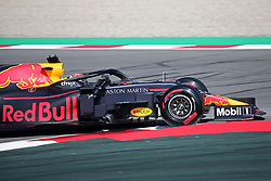 February 28, 2019 - Barcelona, Catalonia, Spain - the Red Bull of Pierre Gasly during the Formula 1 test in Barcelona, on 28th February 2019, in Barcelona, Spain. (Credit Image: © Joan Valls/NurPhoto via ZUMA Press)