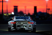 January 30-31, 2016: Daytona 24 hour: #22 David MacNeil, Cooper MacNeil, Leh Keen, Shane van Gisbergen, Gunnar Jeannette, Alex Job Racing, Porsche 991 GT3