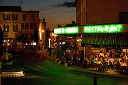 Saint Remy Du Provence after sunset