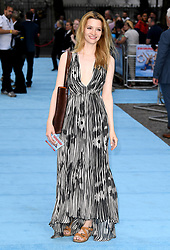 Talulah Riley attending the Swimming with Men premiere held at Curzon Mayfair, London. Photo credit should read: Doug Peters/EMPICS